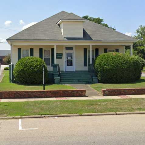Russell Baptist Center