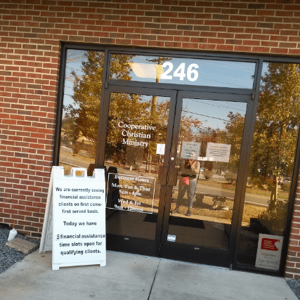 Crisis Center - Cooperative Christian Ministry [Cabarrus]